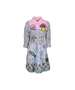 Peter Pilotto | Gingham Shirt Dress