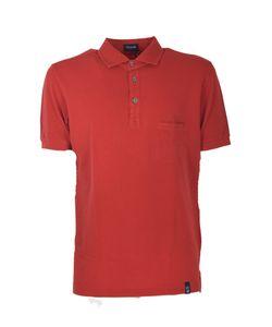 Drumohr | Chest Pocket Polo Shirt