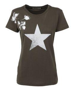 Valentino   And Star Print T-Shirt