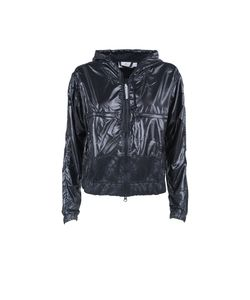 Adidas by Stella McCartney | Hooded Glossed-Shell Jacket