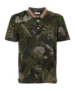 Valentino | Tropical Print Polo Shirt