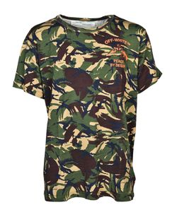Off-White | Camouflage T-Shirt