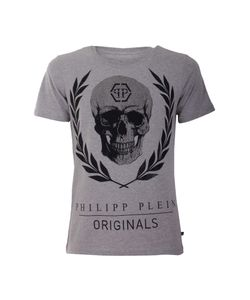 Philipp Plein | Cotton T-Shirt Bone
