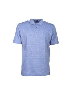 Drumohr | Striped Polo Shirt