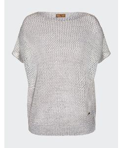 Fay | Linen And Cotton Blend Sweater