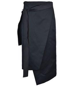 Rochas | Satin Skirt