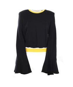 Ellery | Immortal Flare Sleeve Sweater