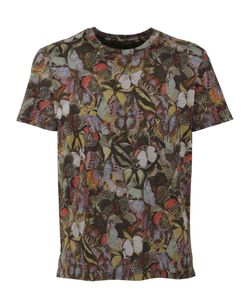 Valentino | Rockstud Camubutterfly T-Shirt
