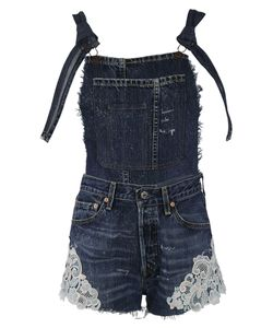 Forte Couture | Distressed Dungaree