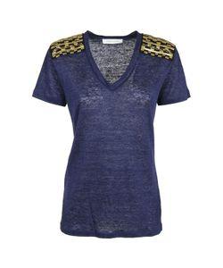 Pierre Balmain | Epaulette Detail T-Shirt