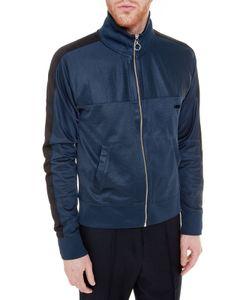 AMI Alexandre Mattiussi   Ami Zipped Track Jacket