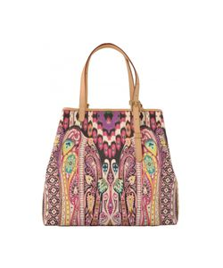 Etro | Tote Bag With Paisley Motif