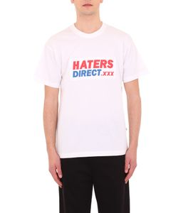 Christopher Shannon | Haters Direct Large Print T-Shirt