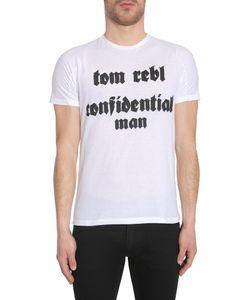 Tom Rebl | Round Collar T-Shirt