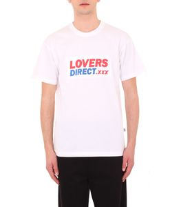 Christopher Shannon | Lovers Direct Large Print Tee