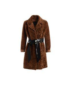 Blancha   Astrakhan Fur Coat