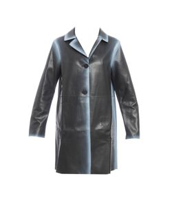 Henry Beguelin | Leather Coat
