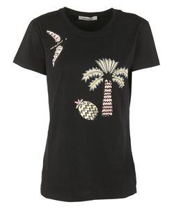 Valentino | Tropical Dream Applique T-Shirt