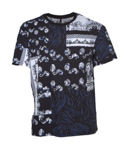 Versus | Multi Printed T-Shirt
