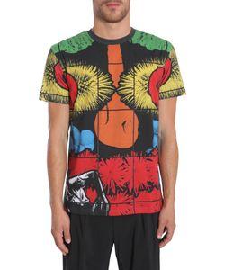 Moschino | Round Collar T-Shirt