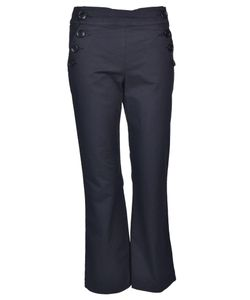 Hache | Cropped Trousers