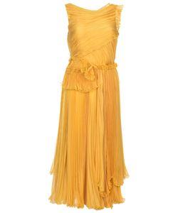Rochas | Ruffled Dress