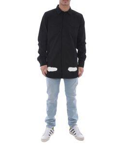 Off-White | Diagonal Stripes Jacket