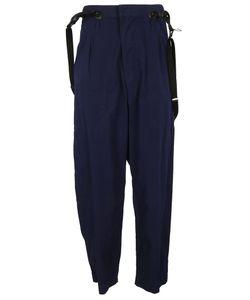 Y's   Suspender Detail Trousers