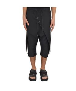 D.Gnak | 7541 Side Taped Cropped Pants