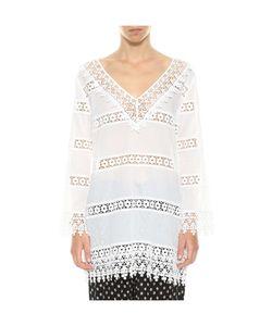 Tory Burch   Crochet Lace Mini Dress