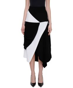 J.W.Anderson | Contrast Asymmetric Skirt