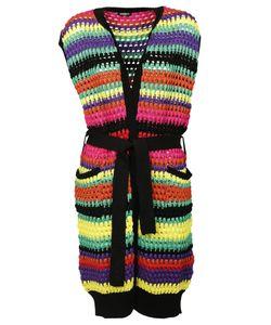 Balmain | Knitted Cardi-Coat