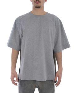 Juun.J | Box Pleat T-Shirt