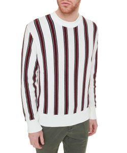 AMI Alexandre Mattiussi   Ami Striped Sweater