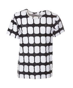 Comme Des Garçons | Pattern T-Shirt