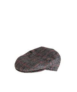 Borsalino | Wool Flat Cap 16 0436s D002 511