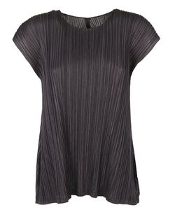 Pleats Please By Issey Miyake | Pleated T-Shirt