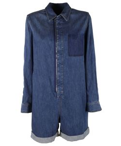 Stella McCartney | Denim Jumpsuit