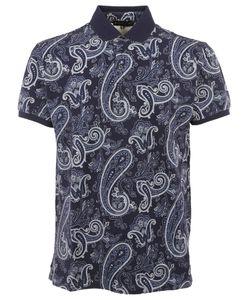 Etro | Printed Polo Shirt