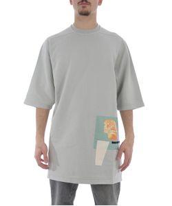 Rick Owens DRKSHDW   Drkshdw Oversized T-Shirt