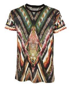 Balmain | Geometric Pattern T-Shirt