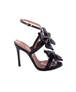 L'Autre Chose | Bow Embellished Sandals