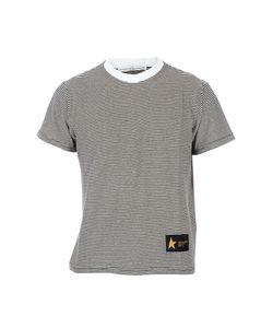 Golden Goose | Micro Striped En T-Shirt