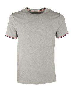 Moncler | Stripe-Trim T-Shirt