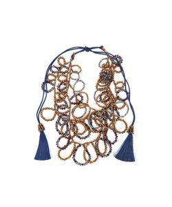 Night Market | Classic Flat Circles Necklace