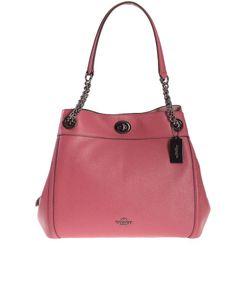 Coach | Turnlock Shoulder Bag