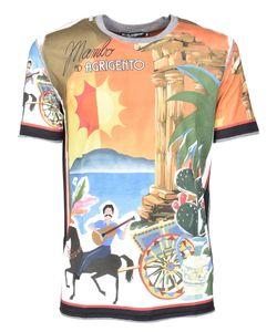 Dolce & Gabbana | Printed Print T-Shirt