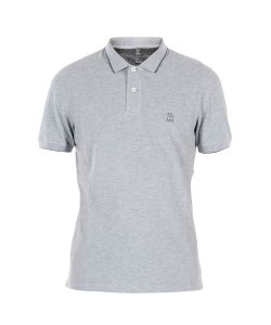 Brunello Cucinelli | Logo Embroidered Polo Shirt