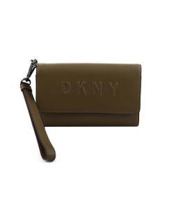 DKNY   Debossed Logo Continental Wallet