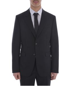 Versace Collection | Versace Two Button Suit